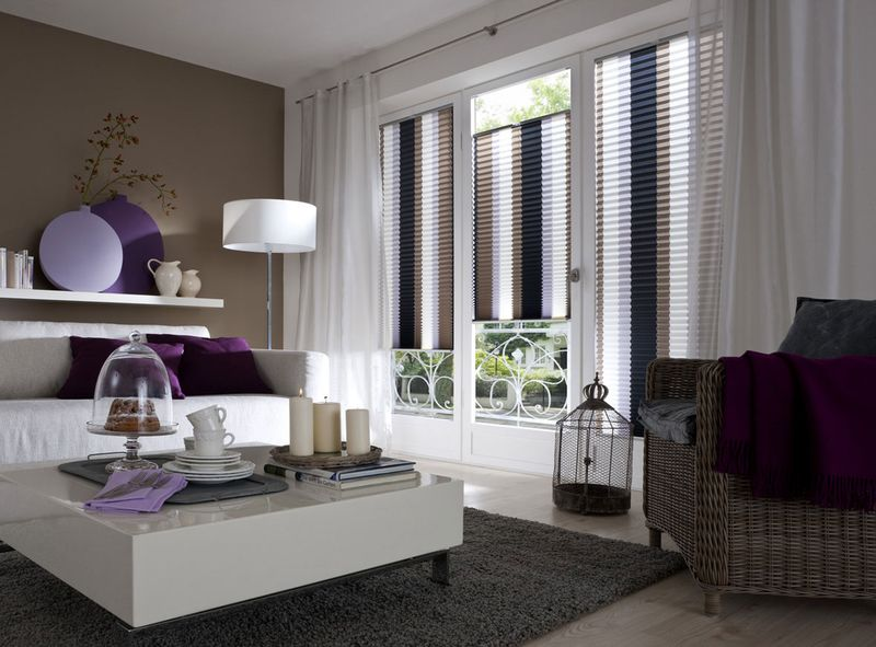 faltstore plissees faltrollo beratung. Black Bedroom Furniture Sets. Home Design Ideas